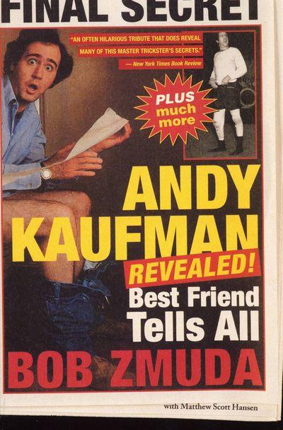 Andy Kaufman Revealed!