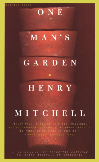 One Man's Garden