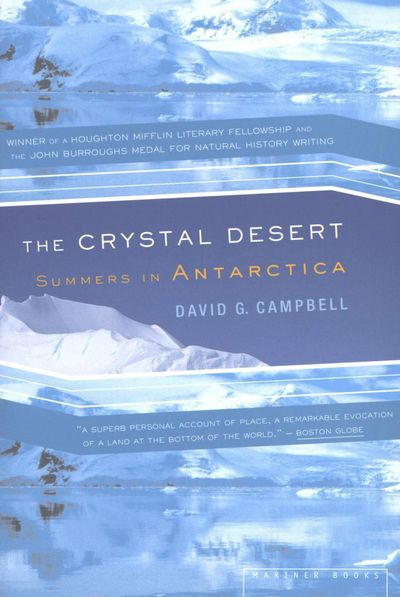 Buy The Crystal Desert at Amazon