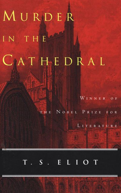 Buy Murder in the Cathedral at Amazon