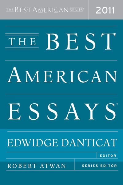 Buy The Best American Essays 2011 at Amazon