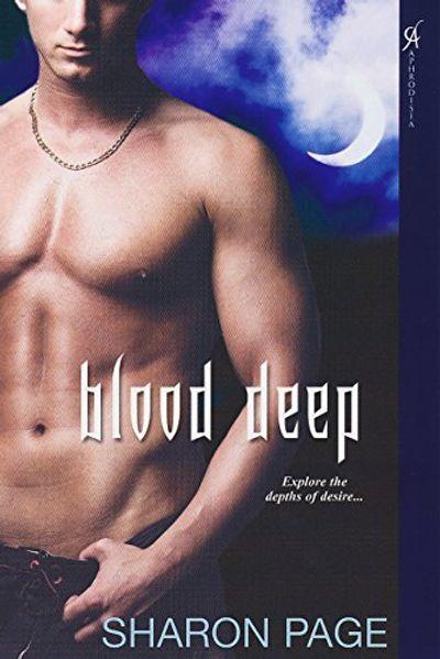 Buy Blood Deep at Amazon