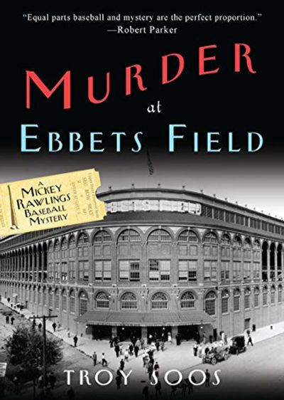 Buy Murder at Ebbets Field at Amazon