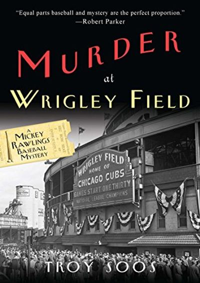 Buy Murder at Wrigley Field at Amazon