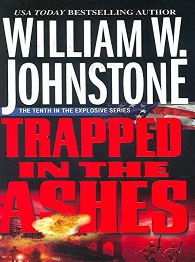 Buy Trapped in the Ashes at Amazon
