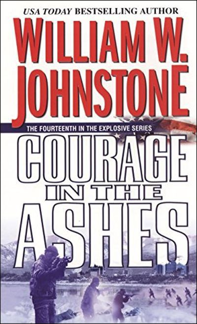 Buy Courage In The Ashes at Amazon