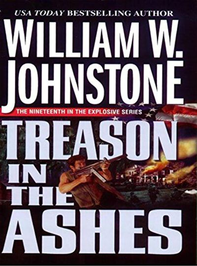 Buy Treason In The Ashes at Amazon