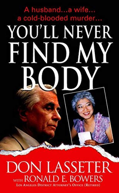 Buy You'll Never Find My Body at Amazon