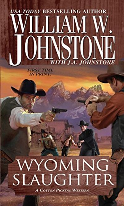 Buy Wyoming Slaughter at Amazon