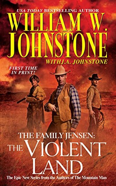 Buy The Violent Land at Amazon