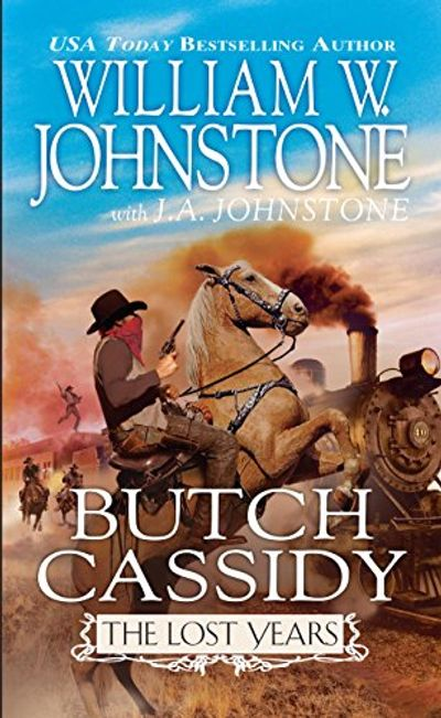 Buy Butch Cassidy The Lost Years at Amazon