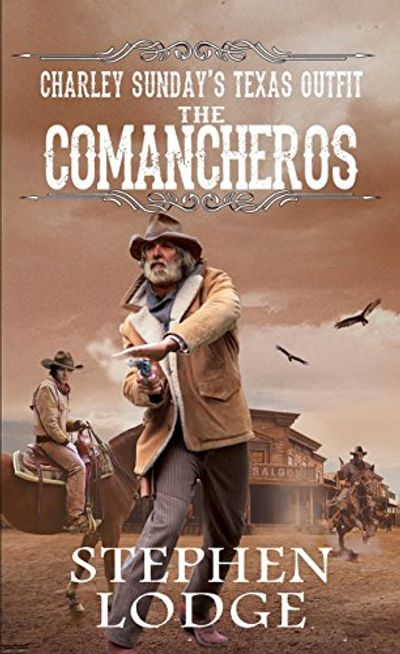 Buy The Comancheros at Amazon