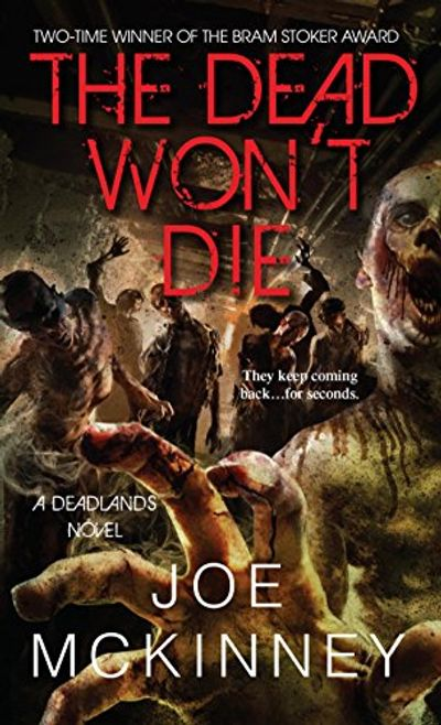 Buy The Dead Won't Die at Amazon