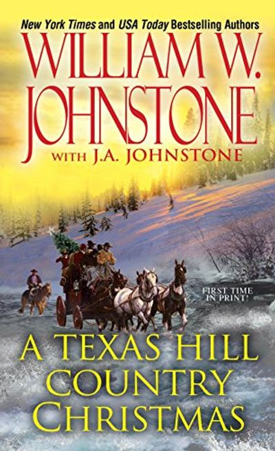 Buy A Texas Hill Country Christmas at Amazon