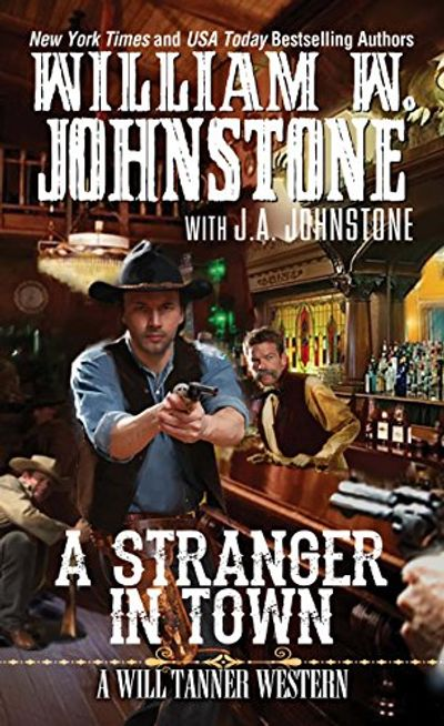 Buy A Stranger in Town at Amazon