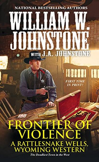 Buy Frontier of Violence at Amazon