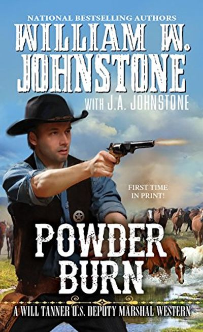 Buy Powder Burn at Amazon