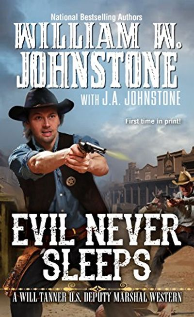 Buy Evil Never Sleeps at Amazon