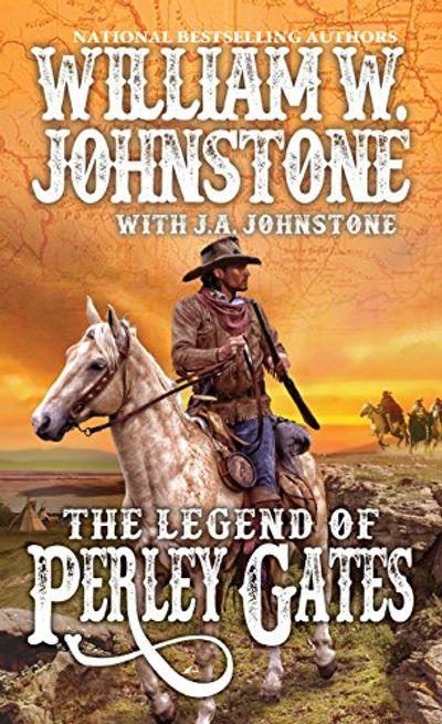 Buy The Legend of Perley Gates at Amazon