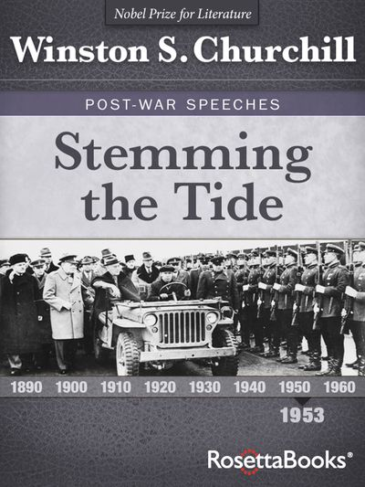 Stemming the Tide, 1953