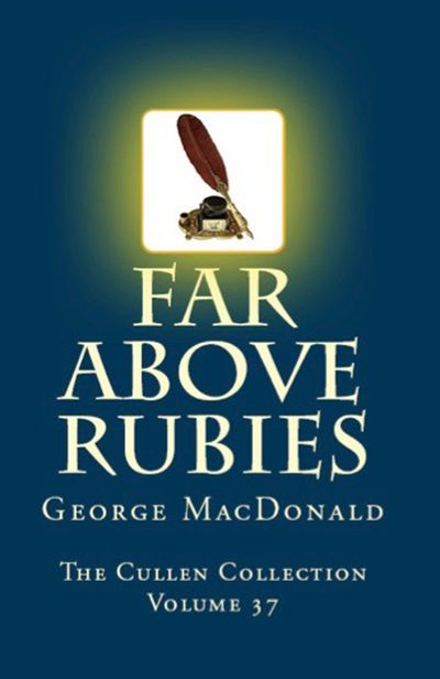 Buy Far Above Rubies at Amazon