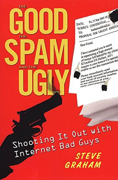 Buy The Good, Spam, And Ugly at Amazon