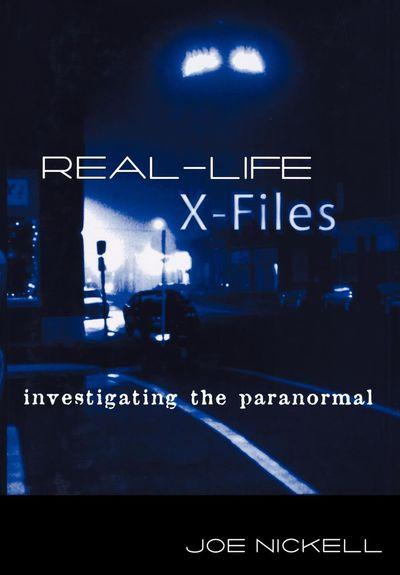 Buy Real-Life X-Files at Amazon