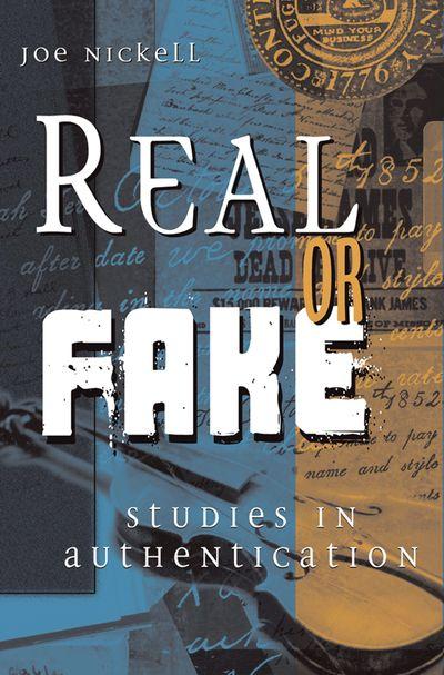 Buy Real or Fake at Amazon