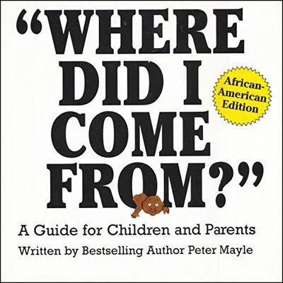 """""""Where Did I Come From?"""" African-American Edition"""