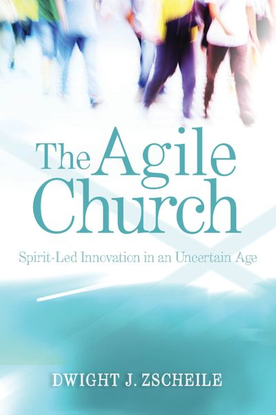 Buy The Agile Church at Amazon