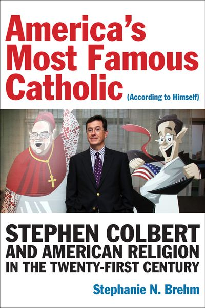 Buy America's Most Famous Catholic (According to Himself) at Amazon