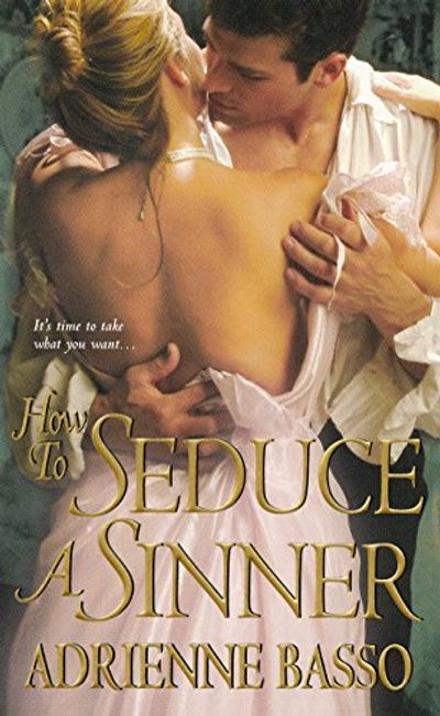 Buy How to Seduce a Sinner at Amazon