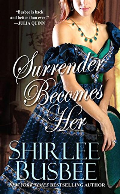 Buy Surrender Becomes Her at Amazon