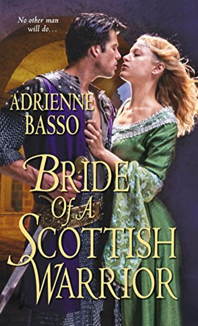 Buy Bride of a Scottish Warrior at Amazon