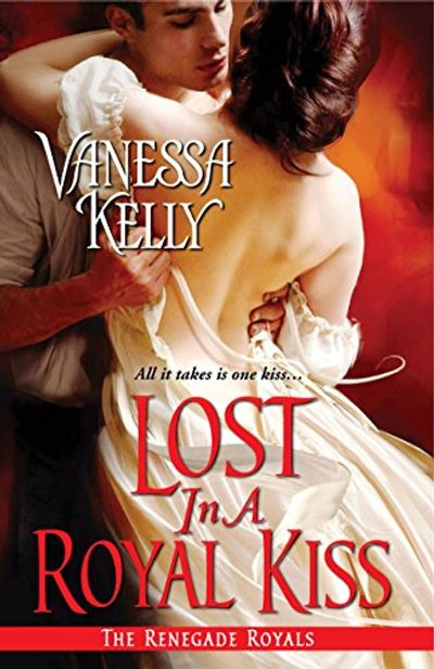 Buy Lost in a Royal Kiss at Amazon