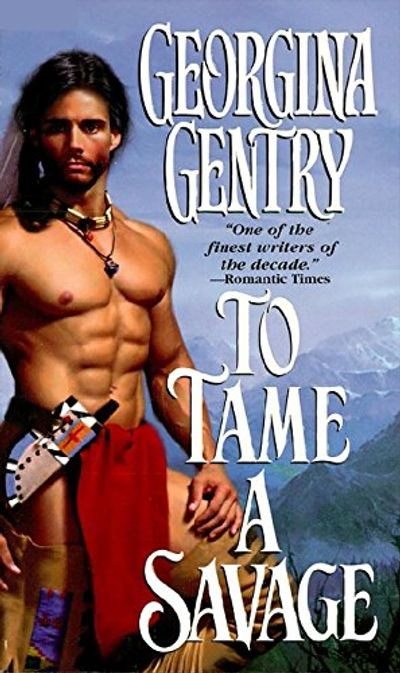 Buy To Tame A Savage at Amazon
