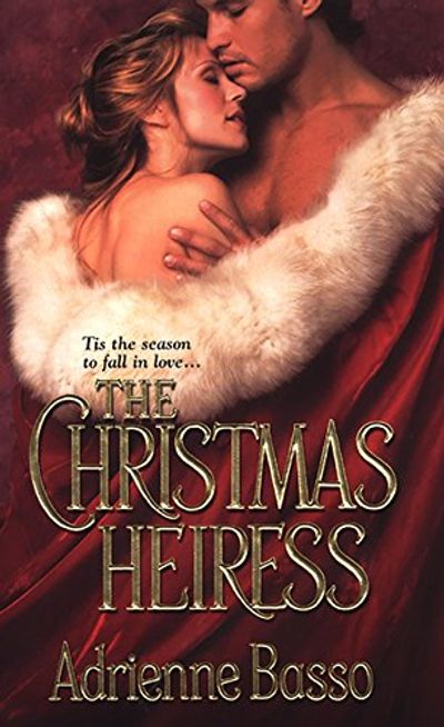 Buy The Christmas Heiress at Amazon