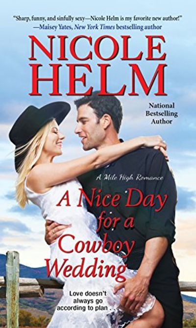 Buy A Nice Day for a Cowboy Wedding at Amazon