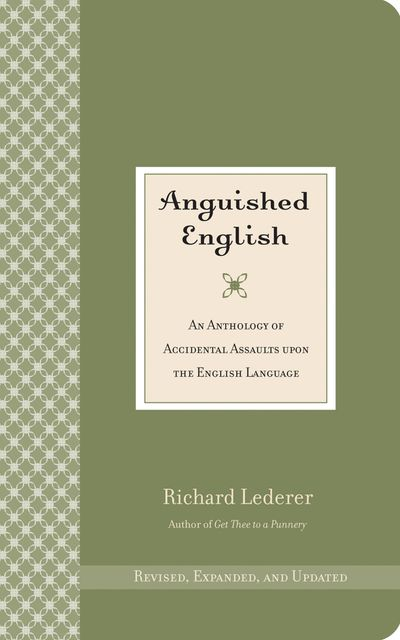 Buy Anguished English at Amazon