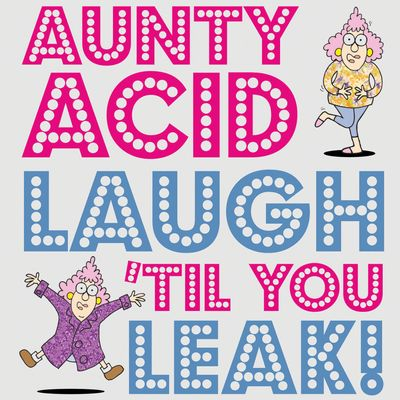 Buy Aunty Acid Laugh 'Til You Leak! at Amazon