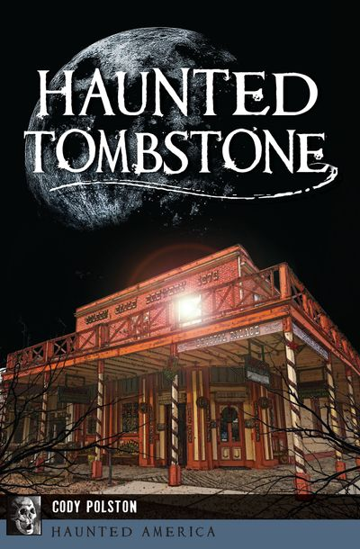 Haunted Tombstone