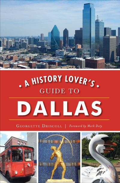 Buy A History Lover's Guide to Dallas at Amazon