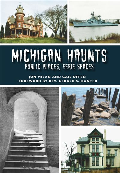 Buy Michigan Haunts at Amazon