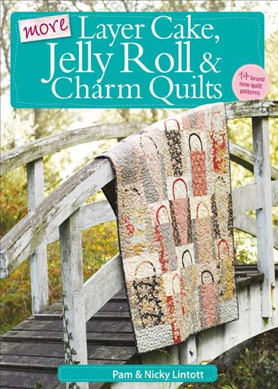 Buy More Layer Cake, Jelly Roll & Charm Quilts at Amazon