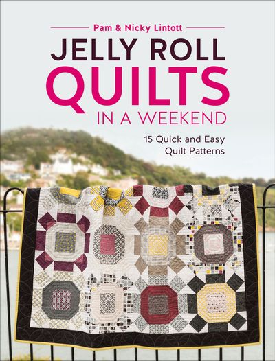 Buy Jelly Roll Quilts in a Weekend at Amazon