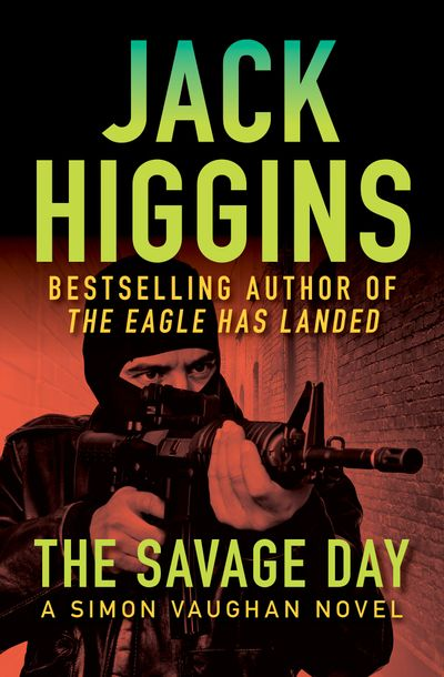 Buy The Savage Day at Amazon