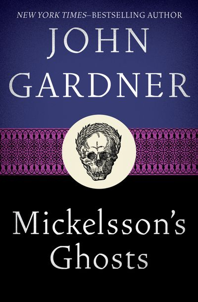 Buy Mickelsson's Ghosts at Amazon