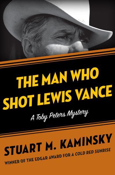 Buy The Man Who Shot Lewis Vance at Amazon