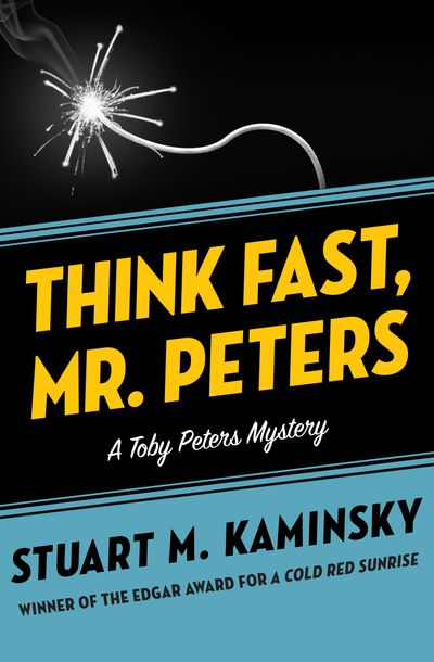 Buy Think Fast, Mr. Peters at Amazon