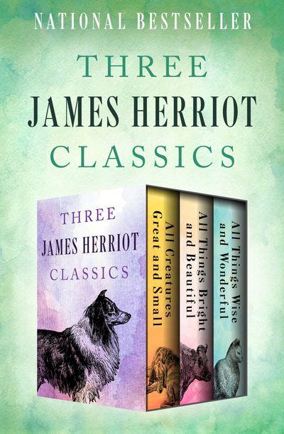 Buy Three James Herriot Classics at Amazon